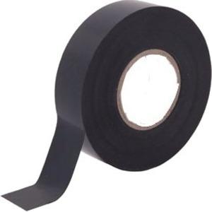 W Box Isolatieband - 19 mm breedte x 20 m lengte - Brandvertragend, Weerbestendig, Koubestendig, Bestand tegen zonlicht - 5 Pak - Zwart
