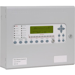 Kentec Syncro AS A80161M2 Bedieningspaneel brandmelder - 16 zone(s) - LCD - Adresseerbaar Panel