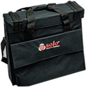 Solo 610 Draagtas/-koffer voor Rookdetector, Testapparatuur, Lader, Gereedschap, Can - Schadebestendig Interieur - 550 mm hoogte x 450 mm breedte x 110 mm diepte