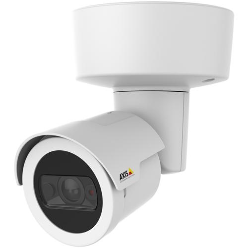 AXIS M2026-LE Mk II 4 Megapixel Netwerkcamera - Monochroom, Kleur - 15 m Night Vision - H.264, MPEG-4 AVC, Motion JPEG - 2688 x 1520 - 2,40 mm - RGB CMOS - Kabel - Kogel - Bevestiging voor toestelverbindingsdoos, Ingebouwde montage, Hangbevestiging, Plafondsteun, Paalmontage, Muurbevestiging