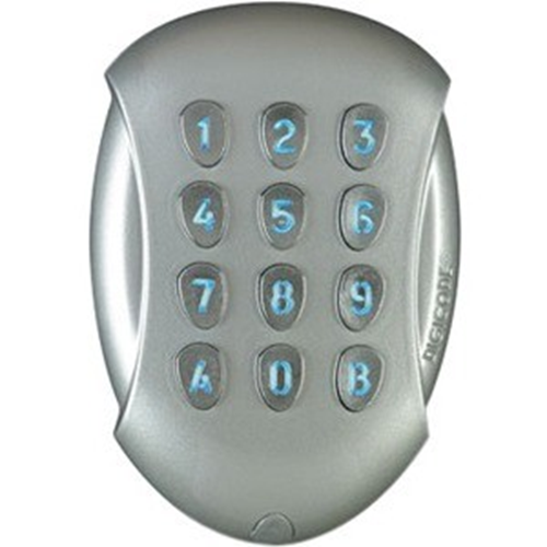 Digicode Keypad - Sleutelcode - Wiegand - 12 V DC - Oppervlakbevestiging