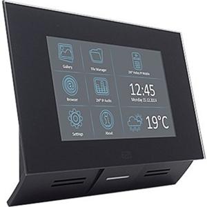 "2N Indoor Touch 17,8 cm (7"") Video masterstation - Touchscreen LCD - Volledige duplex - Deur"