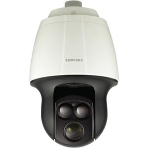 Hanwha Techwin WiseNet Lite SNP-L6233RH 2 Megapixel Netwerkcamera - Kleur, Monochroom - 100 m Night Vision - Motion JPEG, H.264 - 1920 x 1080 - 4,40 mm - 101,20 mm - 23x optische - CMOS - Kabel - dome