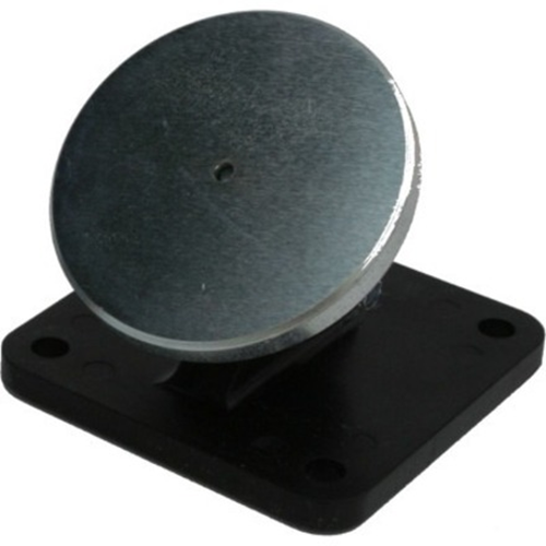 Eaton Deurbuffer - Plastic, Staal - 48 mm x 65 mm x 65 mm - Zwart
