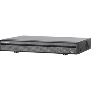 Dahua DHI-HCVR7108H-S3 Videobewakingsstation - 8 kanalen - Tribride videorecorder - H.264 formaten - 30 Fps - Composite video in - 1 Audio In - 1 Audio Out - 1 VGA Out - HDMI