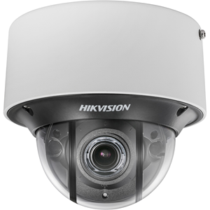 Hikvision Darkfighter 2 Megapixel Netwerkcamera - Kleur, Monochroom - 30 m Night Vision - H.264, Motion JPEG - 1920 x 1080 - 2,80 mm - 12 mm - 4,3x optische - CMOS - Kabel - dome - Muurbevestiging, Hangbevestiging