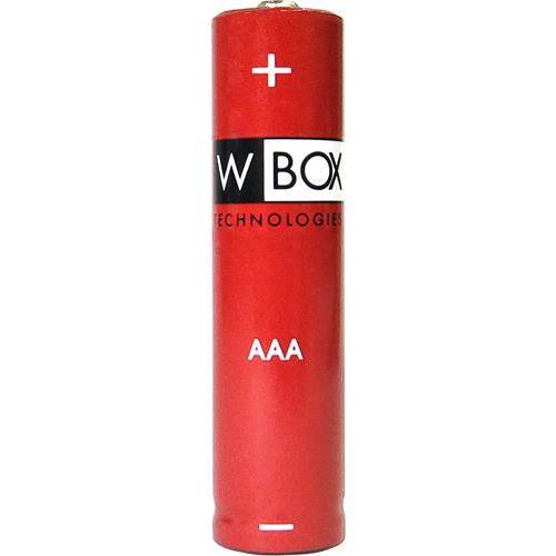 W Box Multifunctioneel Batterij - AAA - Alkaline - 12 Pak