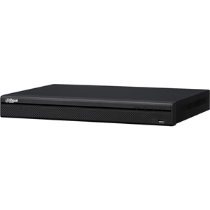 Dahua Lite DHI-NVR4232-16P-4KS2 Videobewakingsstation - 32 kanalen - Netwerk-videorecorder - H.264 formaten - 30 Fps - 1 Audio In - 1 Audio Out - 1 VGA Out - HDMI