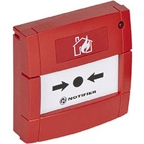 Notifier M700KACI-FF Handmatig oproeppunt Voor Indoor, Brandalarm - Enkelvoudige gang