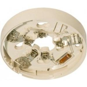 Notifier B401 Basis van rookmelder - Voor Rookdetector - Polycarbonaat/Acrylonitriel Butadiëen Styreen (PC/ABS) - Ivoorkleurig