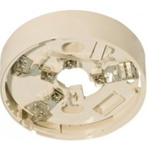 Notifier B401DG Basis van rookmelder - Voor Rookdetector - Polycarbonaat/Acrylonitriel Butadiëen Styreen (PC/ABS) - Ivoorkleurig
