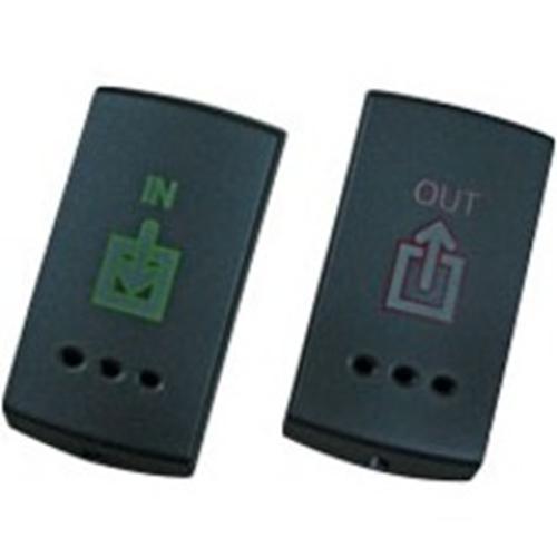 Paxton Access Toegangscontrole Reader Cover voor Toegangscontrolesysteem - Zwart