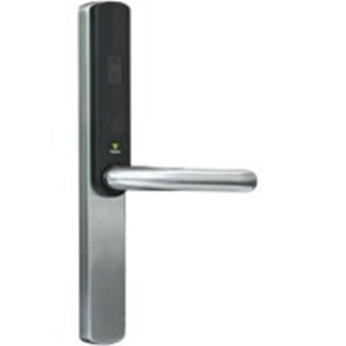 Paxton Access Net2 PaxLock Toegangsapparaat voor kaartlezer - Zilver - Deur - Proximity - 10000 Gebruiker(s) - 1 Deur(en) - Ethernet - Draadloos LAN - Netwerk (RJ-45)