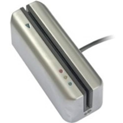 Paxton Access CARDLOCK Toegangsapparaat voor kaartlezer - Satijnchroom - Deur - Magnetische Strip - 14 V DC
