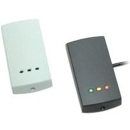 Paxton Access P200 Toegangsapparaat voor kaartlezer - Zwart - Deur - Proximity - 2000 Gebruiker(s) - 1 Deur(en) - 100 mm bereik - 12 V DC - Oppervlakbevestiging
