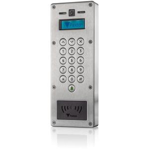 "Paxton Access Net2 17,8 cm (7"") Video deur telefoon substation - Touchscreen LCD - Volledige duplex - Roestvrijstaal - Deur"