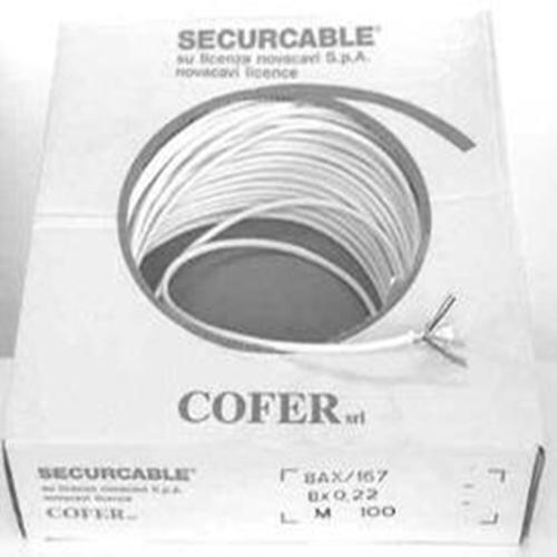Novacavi Control kabel - 200 m - Afscherming - Kaal draad - Kaal draad