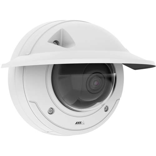 AXIS Netwerkcamera - dome - H.264 - 1920 x 1080 - 3,3x optische