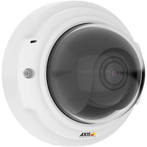 AXIS P3374-V Netwerkcamera - dome - H.264, Motion JPEG - 1280 x 720 - 3,3x optische