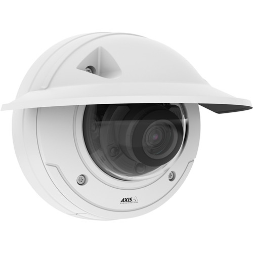 AXIS P3375-LVE Netwerkcamera - dome - H.264 - 1920 x 1080 - 3,3x optische