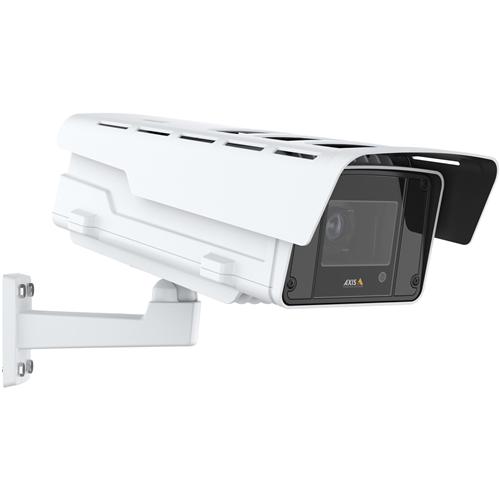 AXIS Q1645-LE 2 Megapixel Netwerkcamera - 30 m Nachtvisie - H.264, MPEG-4 AVC, Motion JPEG - 1920 x 1080 - 2,5x optische - RGB CMOS - Muurbevestiging, Hoekbevestiging, Paalmontage