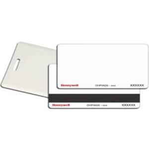 Honeywell OmniProx OHP0N34 Smart-kaart - Bedrukbaar - Proximity card - 53,98 mm breedte x 85,60 mm lengte - 100 - Gebroken wit - Polyvinylchloride (PVC)