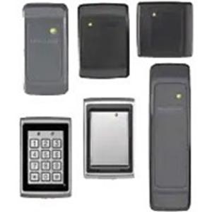 Honeywell OmniProx Toegangsapparaat voor kaartlezer - Zwart, Grijs, Ivoorkleurig - Deur - Proximity - 50,04 mm bereik - 16 V DC