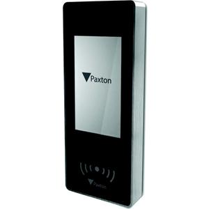 Paxton Access Net2 Entry Kaartlezer/slot met cijfercode - Zwart - Deur - Sleutelcode, Proximity - LCD - Ethernet