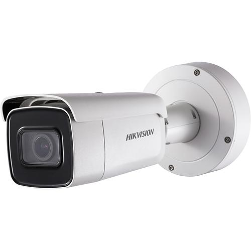 Hikvision EasyIP 3.0 DS-2CD2645FWD-IZS 4 Megapixel Netwerkcamera - Kleur - 50 m Nachtvisie - Motion JPEG, H.265, H.264 - 2688 x 1520 - 2,80 mm - 12 mm - 4,3x optische - CMOS - Kabel - Kogel - Paalmontage, Hoekbevestiging