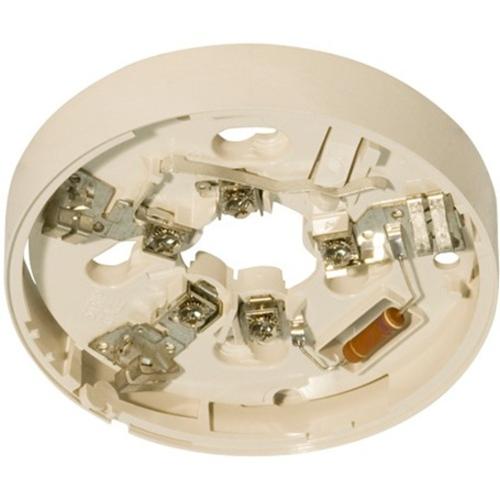 Notifier B401R Basis van rookmelder - Voor Rookdetector - Polycarbonaat/Acrylonitriel Butadiëen Styreen (PC/ABS) - Ivoorkleurig
