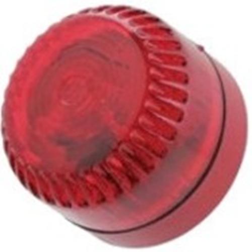 Fulleon Solex Beveiligingsstroboscoop - 60 V DC - Visueel - Rood, Rood