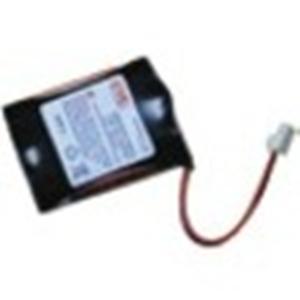 Visonic Batterij - Lithium (Li) - Voor Inbraakbeveiligingssysteem - 6 V DC - 2000 mAh
