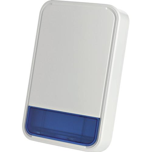 Visonic SR-740 PG2 Toeter/stroboscoop - Wireless - 3,60 V - 110 dB - Visueel, Hoorbaar