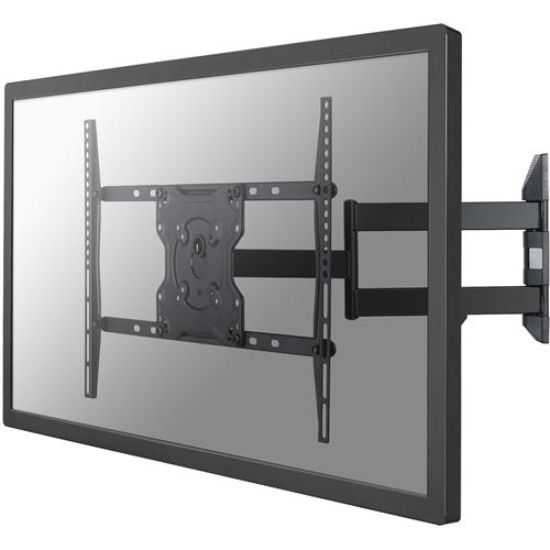 NewStar FPMA-W460BLACK Muurbevestiging voor Plat scherm - Zwart - 1 Display(s) Supported177,8 cm scherm support - 40 kg laadcapaciteit