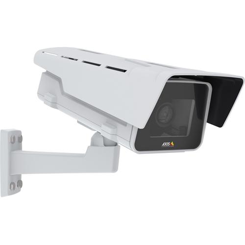 AXIS P1375-E 2 Megapixel Netwerkcamera - Motion JPEG - 1920 x 1080 - 3,5x optische - RGB CMOS - Muurbevestiging, Paalmontage, Plafondsteun, Kolommontage, Bevestiging aan geleider