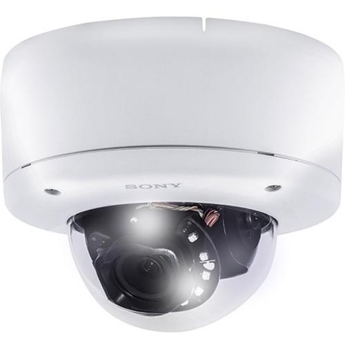 Sony SNC-EMX52R 5 Megapixel Netwerkcamera - 29,87 m Nachtvisie - Motion JPEG, H.264, H.265 - 3072 x 1728 - 3,3x optische - Exmor R CMOS