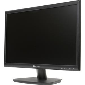 "AG Neovo LA-22 54,6 cm (21,5"") Full HD LED LCD-monitor - 16:9 - Zwart - Twisted nematic (TN) - 1920 x 1080 - 16,7 miljoen kleuren - 300 cd/m² - 3 ms - 60 Hz Refresh Rate - 2 luidspreker(s) - HDMI - VGA - Display-poort"