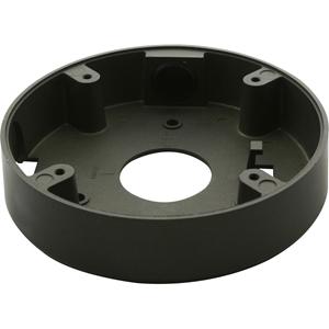 W Box WBXDD0442G Montagedoos voor Surveillance camera - Gun metal