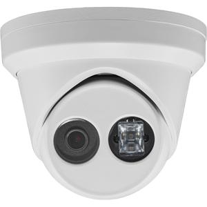 Hikvision EasyIP 3.0 DS-2CD2345FWD-I 4 Megapixel Netwerkcamera - 30 m Nachtvisie - H.264, H.265, MJPEG - 2688 x 1520 - CMOS - Bevestiging voor verdeeldoos, Plafondsteun, Muurbevestiging, Hoekbevestiging, Paalmontage