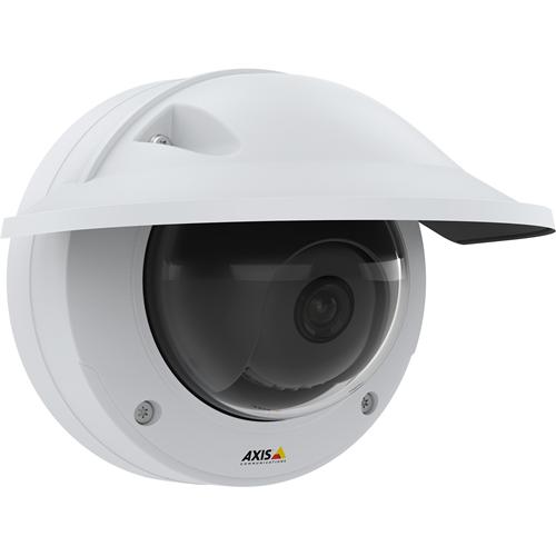 AXIS P3245-VE Netwerkcamera - Motion JPEG - 1920 x 1080 - 2,6x optische - RGB CMOS - Paalmontage, Ingebouwde montage, Hangbevestiging, Bevestiging aan geleider, Hoekbevestiging, Plafondsteun, Muurbevestiging, Voetmontagebeugel