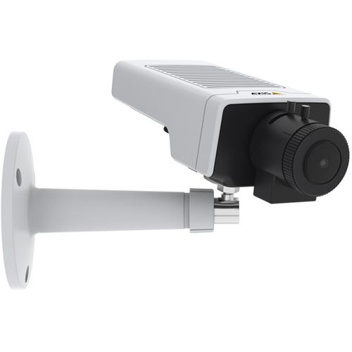 AXIS M1134 Netwerkcamera - Doos - Motion JPEG - 1280 x 720 - 3,5x optische - RGB CMOS - Hangbevestiging, Plafondsteun, Lichtprofielmontage