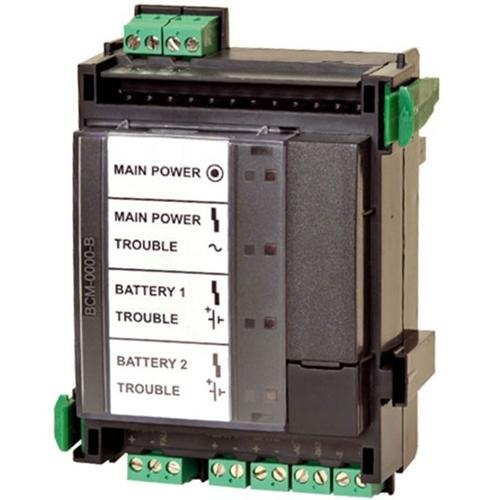Bosch Regelmodulebatterij - Voor Bedieningspaneel brandmelder - Satijn, Grijs - ABS-plastic