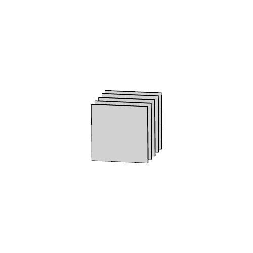 Bosch Extra breekglas voor handmatig meldpunt voor Meldpunt - Glas