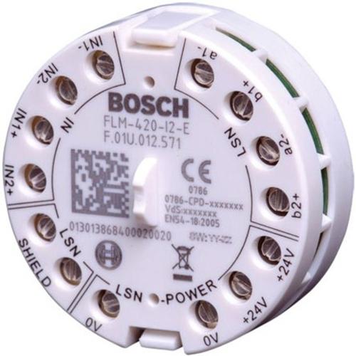 Bosch Interfacemodule, ingang voor Monitor - Polycarbonaat/Acrylonitriel Butadiëen Styreen (PC/ABS) - Wit
