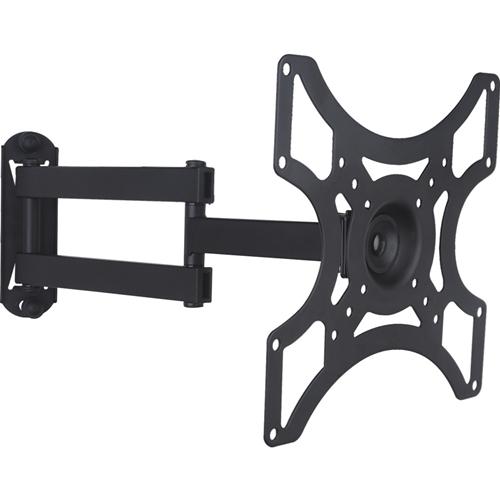 W Box Montagebeugel voor Monitor - Zwart - 1 Display(s) Supported106,7 cm scherm support - 25 kg laadcapaciteit - 200 x 200 VESA Standard
