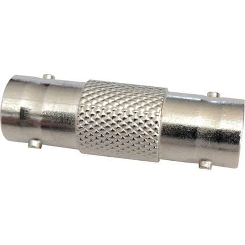 W Box Antenne adapter - 10 verpakking - 1 x BNC Dames Antenne - 1 x BNC Dames Antenne - Nikkel Connector