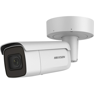 Hikvision EasyIP DS-2CD2646G2-IZS 4 Megapixel Netwerkcamera - Bullet - 60 m Nachtvisie - H.264, MJPEG, H.265 - 2592 x 1944 - 4,3x optische - CMOS - Kolommontage, Hoekbevestiging, Paalmontage