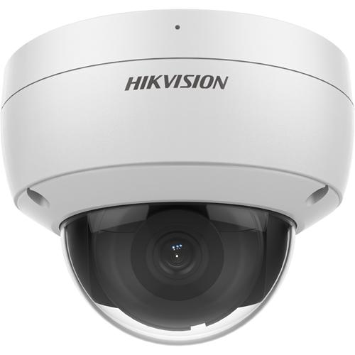 Hikvision AcuSense DS-2CD2146G2-I 4 Megapixel Netwerkcamera - dome - 30 m Nachtvisie - MJPEG, H.264, H.265 - 2944 x 1656 - CMOS - Plafondsteun, Oppervlakbevestiging, Muurbevestiging, Hangbevestiging, Hoekbevestiging, Bevestiging voor verdeeldoos, Paalmontage