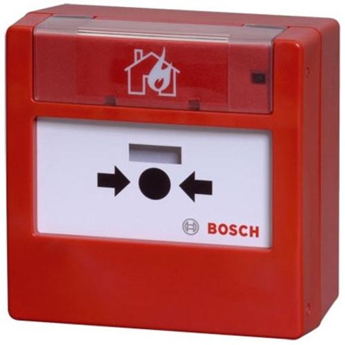 Bosch FMC-420RW-GSRRD Handmatig oproeppunt Voor Indoor, Alarm - Rood - Glas