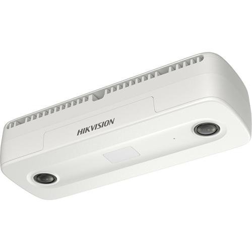 Hikvision Special DS-2CD6825G0/C-IS (2 mm) Netwerkcamera - 6 m Nachtvisie - H.265, H.264, MJPEG - 1920 x 1080 - CMOS - Hangbevestiging